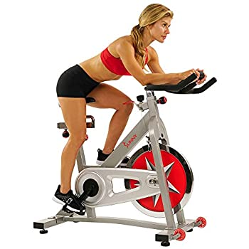 Sunny Health & Fitness Pro Indoor Cycling Exercise Bike
