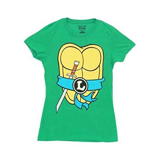 Teenage Mutant Ninja Turtles I Am Leo Junioren Kostüm T-Shirt   S