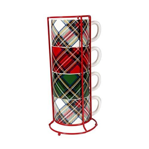 DEI Ceramic Mug, 6.25 x 6.25 x 13.25, Multi