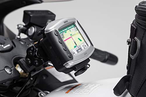 Instruments de Quick Lock GPS Support Noir. Vibration gedaempft