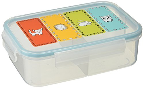 SugarBooger Good Lunch Bento Box, Meadow Friends