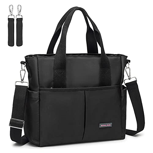 ROYALFAIR Baby Changing Bag Satchel Small Diaper Bag Nappy Changing...