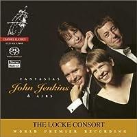 Jenkins: Fantasias & Airs by Locke Consort (2002-06-11)