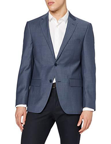 Daniel Hechter Herren Jacket NOS Trend Anzugjacke, Blau (Light Blue 620), 98
