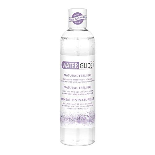 Waterglide, lubricante (sensación natural, 300 ml)