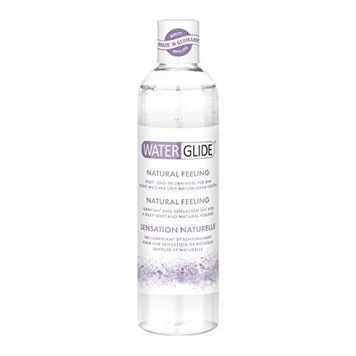 Waterglide, lubricante (sensación natural, 300 ml)