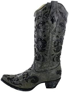 Corral Womens A1065 100% Leather Boot