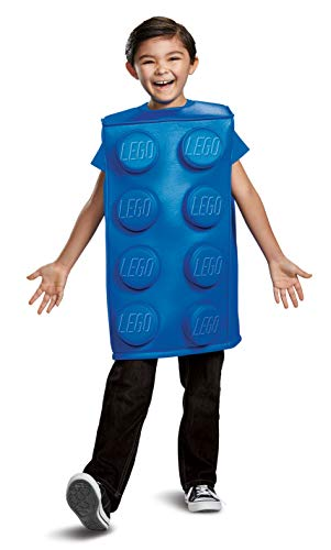 LEGO DISK66168L Baustein Kostüm, Blau, S