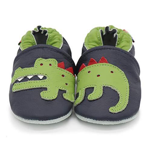 Carozoo Crocodile Dark Blue 5-6y