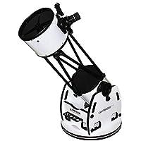 ミード1005–05–03Lightbridge 10-inchトラスチューブDobsonian反射望遠鏡、開くトラス(ブラック)