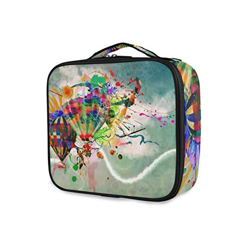 LUPINZ Sac cosmétique coloré pour ballons à air chaud