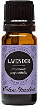 Edens Garden Lavender Essential Oil, 100% Pure Therapeutic Grade (Skin Care & Stress) 10 ml
