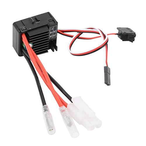 60A ESC impermeable, controlador electrónico de velocidad, impermeable y a prueba de polvo, 60A ESC, para vehículos, vehículos, vehículos, vehículos, vehículos((1060))