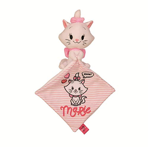 Disney Marie Le Chat Doudou Mouchoir Cutie 25 cm