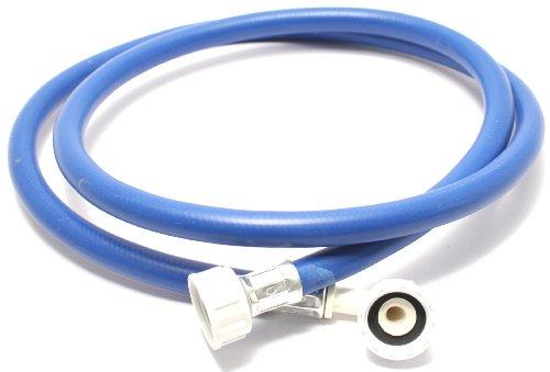 Plumb-Pak - Tubo flessibile di carico con raccordo a gomito per lavatrice/lavastoviglie, lunghezza: 1,5 m, colore: blu