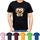 Gamer Pug a Pug Playing Video Games Personalized Name Customize Present for Birthday Anniversary Men Women Black T Shirt