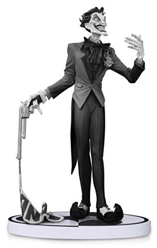 DC Comics Statue Batman Joker par Jim Lee 2ème édition (Noir/Blanc)