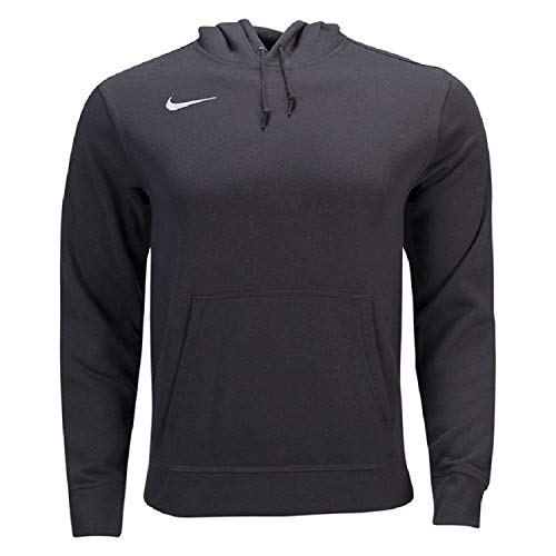 Men's Nike Training Hoodie, Tm Anthracite/Tm White, Large