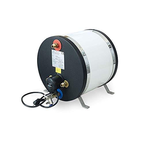 Albin Pump Durchlauferhitzer Edelstahl Warmwasser Boiler 22 L elektrisch
