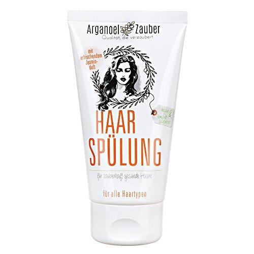 Arganoel-Zauber Haarspülung ohne Silikon, Conditioner speziell gegen trockenes & strapaziertes Haar 1 x 150 ml