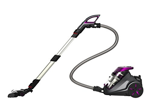 Bissell 1233 C4 Cyclonic Bagless Canister Vacuum - Corded