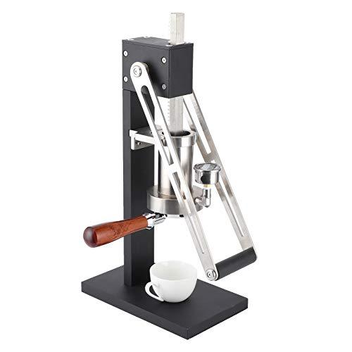 Máquina de espresso, Cafetera manual Cafetera de palanca con manómetro, Suministros de cocina para el hogar