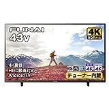 43V型 4K 液晶テレビ FL-43U3330