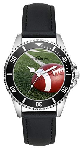 USA American Football Geschenk Artikel Idee Fan Uhr L-1965