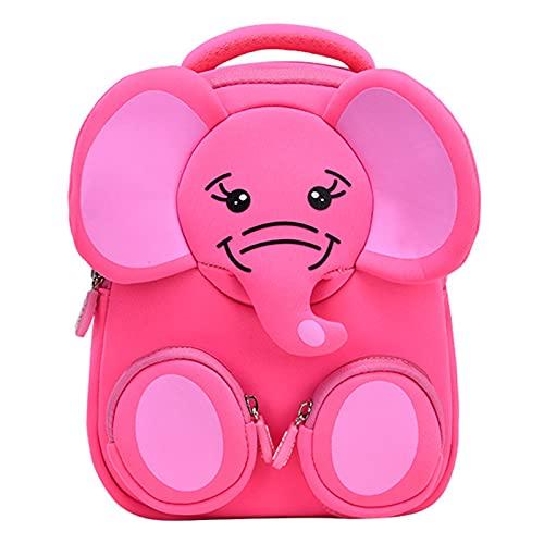 MPUOYHK Leichte süße Kleinkind Vorschulrucksäcke Kindergarten kleine Kinder Bookbag (Color : B)