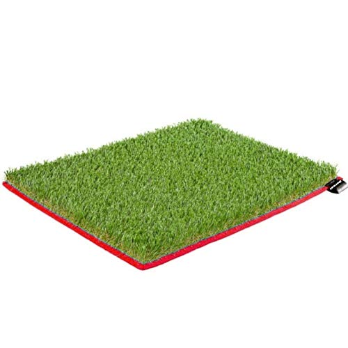 DORSAL Surfer Changing Pad Surf Grass Mat for Wetsuit Change Red