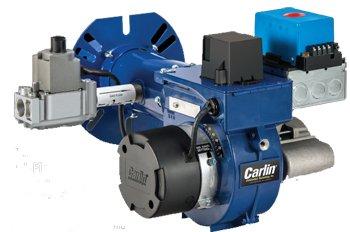 "Carlin 9859210FRU Universal EZGas Pro Gas Conversion Burner with 10"" Air Tube for Boilers 50,000 - 275,000 BTU"