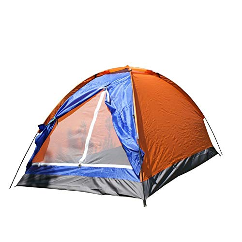 Nanna Tent Camping Tent Waterproof Instant Automatic Easy Set Up Dome Holiday Tent Double Layer Unisex Outdoor Dome Tent