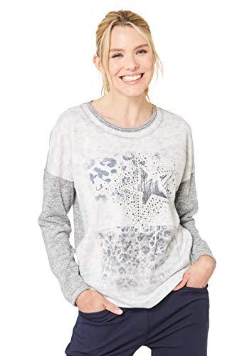 hajo Polo & Sportswear Damen Leicht-Sweatshirt