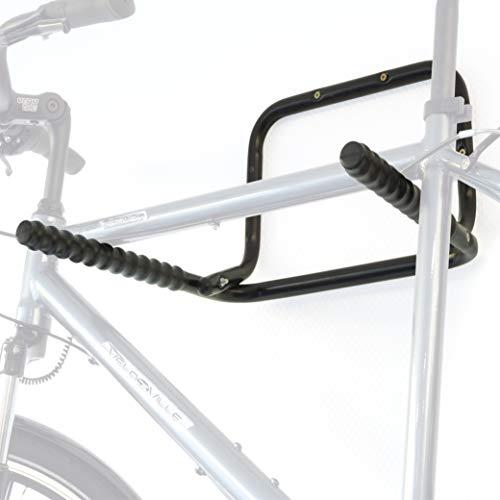 Hinrichs Soporte Bicicletas Pared - Portabicicletas de Pared Plegable para un máximo...