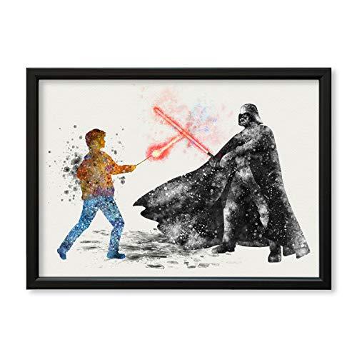Wand vs lightsaber
