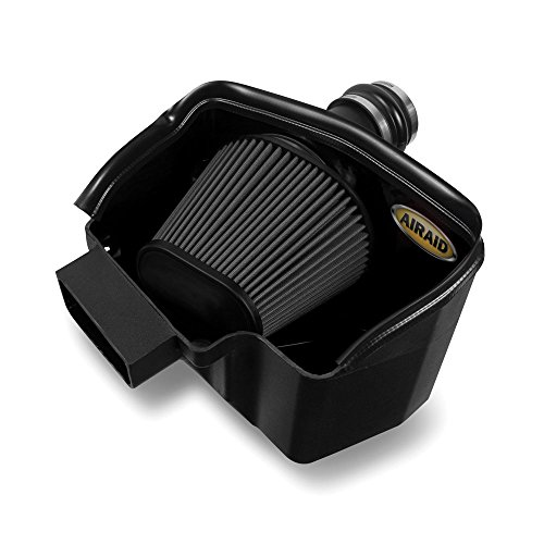 Airaid Cold Air Intake System: Increased Horsepower, Superior Filtration: Compatible with 2013-2019 FORD (Explorer, Explorer Sport)AIR-402-260