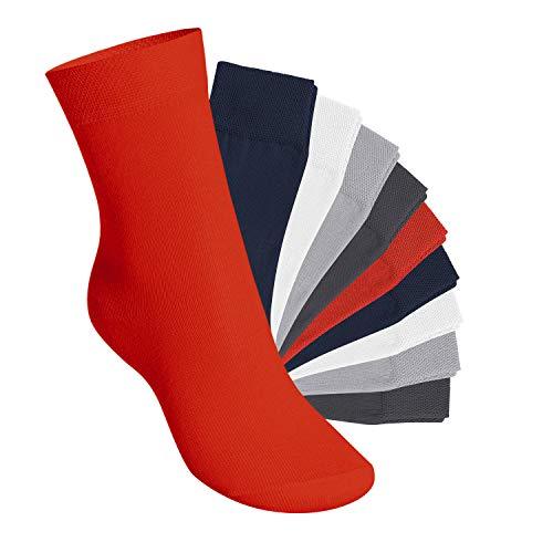 Footstar Kinder Socken (10 Paar) - Everyday! - Metropolis 27-30