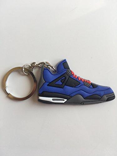 Jordan Retro 4Eminem Sneaker Schlüsselanhänger Schuhe Schlüsselanhänger AJ 23OG