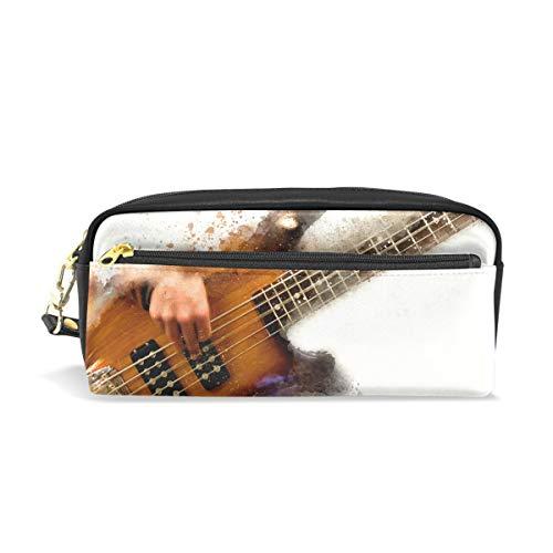 JSTEL - Estuche para lápices de guitarra eléctrica para niños, niños, adolescentes,...