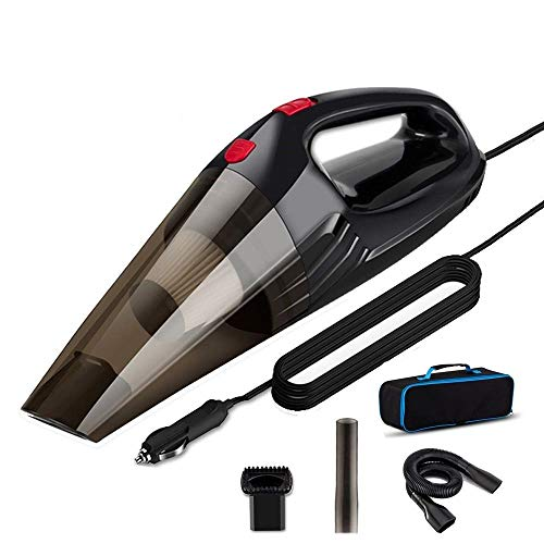 Voroly High Power Handheld Car Vacuum Cleaner for Car Dry and Wet DC12V (VC-111)