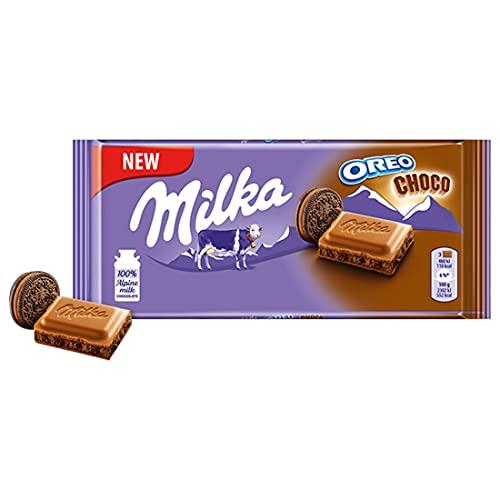 Milka - Chocolate Oreo Brownie - Importado da Áustria