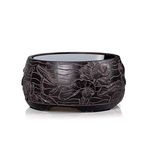 Tetera eléctrica especial de cerámica de la estufa vieja de la roca de barro cocido material Botón té agua silenciosa Accesorios Silenciador , 2