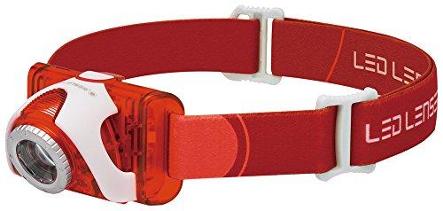 LED Lenser Seo 5 red, High Performance Line, H-Serie, 3xAAA, Blister 6106