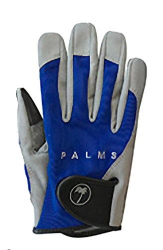 パームス(Palms) グローブ パームスソルトゲームグローブ M ブルー. PA-SGGM/BL