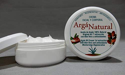 Sindólor Gel Presenta ARGAN NATURAL Crema Para Un Cutis Muy Natural. Pack 2 Unidades