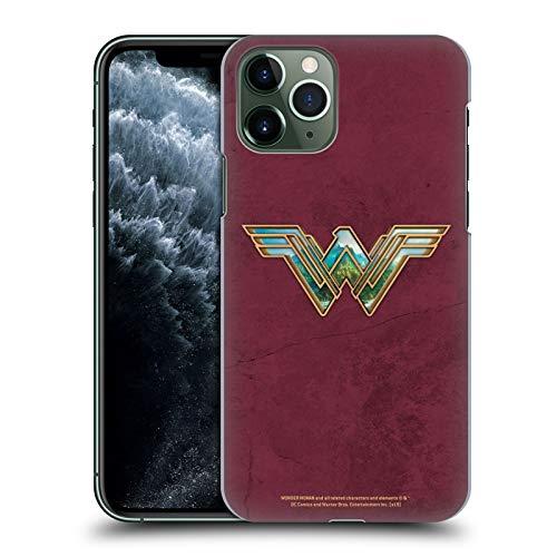 Head Case Designs Licenciado Oficialmente Wonder Woman Movie Themiscyra Logotipos Carcasa...