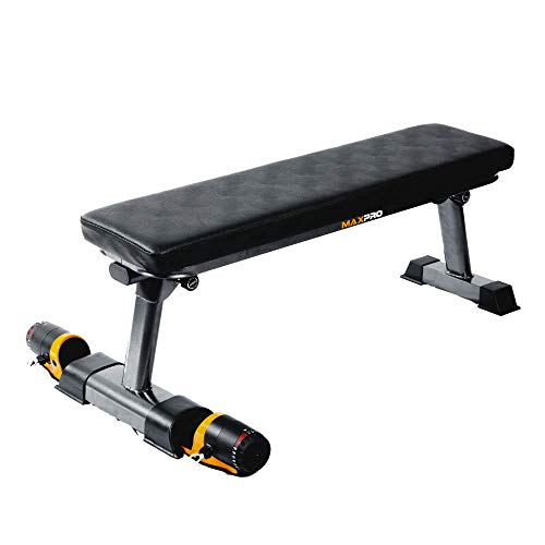 MAXPRO Fitness Foldable Bench