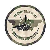 Butty Diseño Decorativo Moderno de Las Fuerzas Armadas del