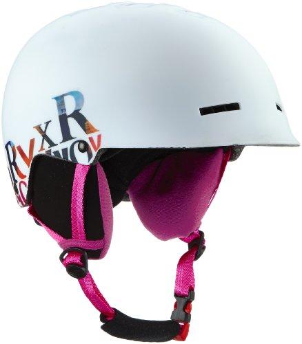 Roxy Damen Snowboardhelme Avery, White, 56 cm, EERJTL00001-WHT