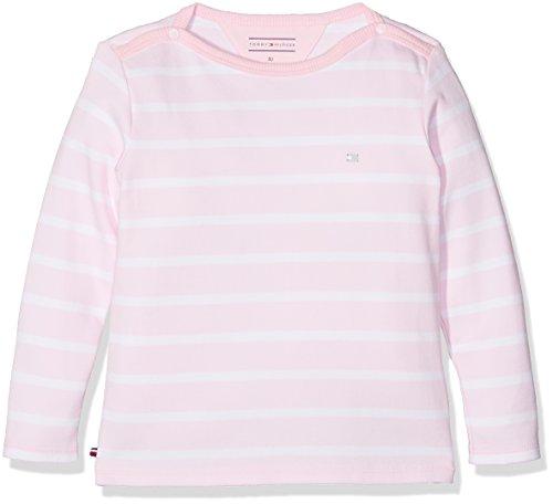Tommy Hilfiger baby-meisjes shirt met lange mouwen LIGHT KNIT BABY BN KNIT L/S